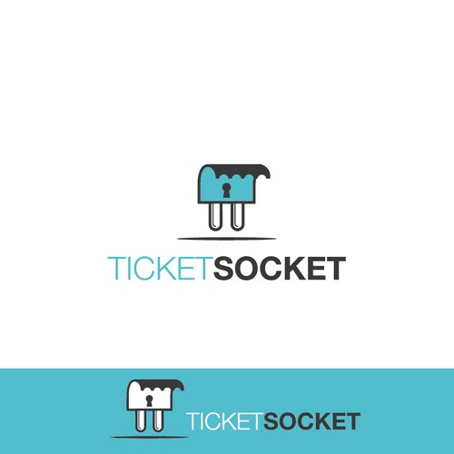 Kickass design for TicketSocket