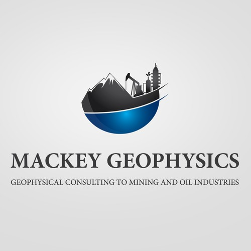 logo for a mining & oil Industry