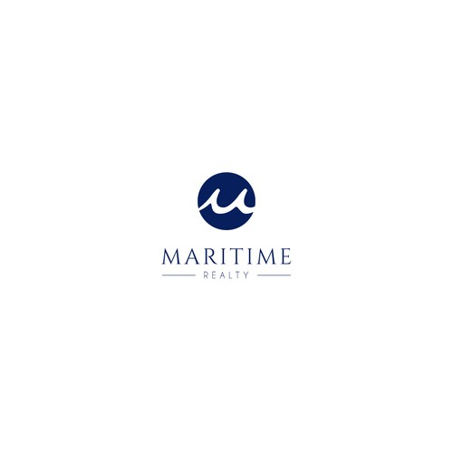 Logo Design for Maritime Realty