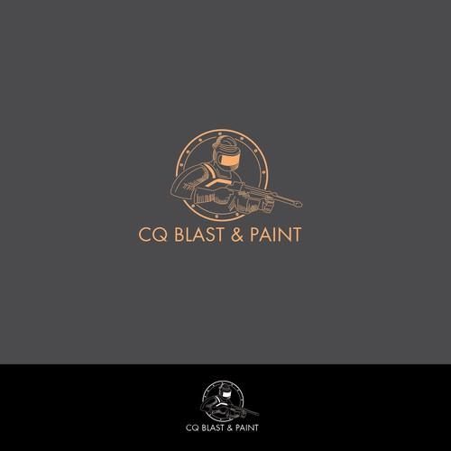 CQ Blast and Paint