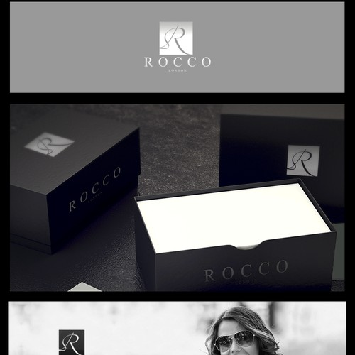 Create a capturing logo/monogram for a stylish start up London boutique
