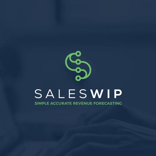 Logo design for SalesWIP