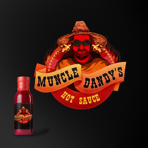 Muncle Dandy's Hot Sauce