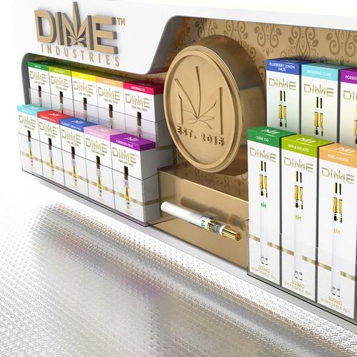 Dime Industries CTU / Shelf Insert