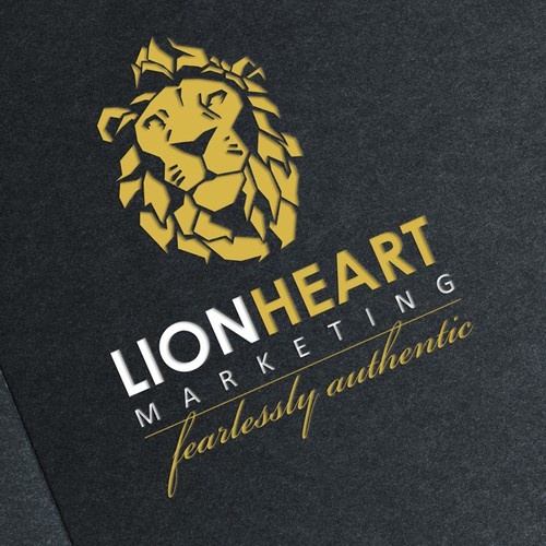 Lionheart Marketing logo