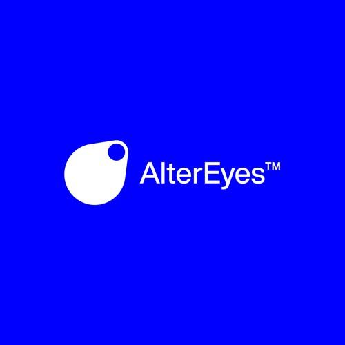 Logo concept for an AR/VR studio