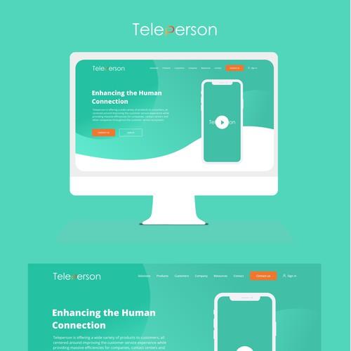 Product webpage proposal