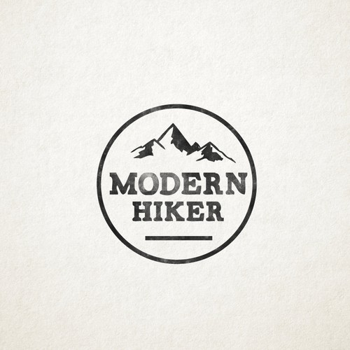 SoCal hiking blog needs a handmade, outdoorsy logo