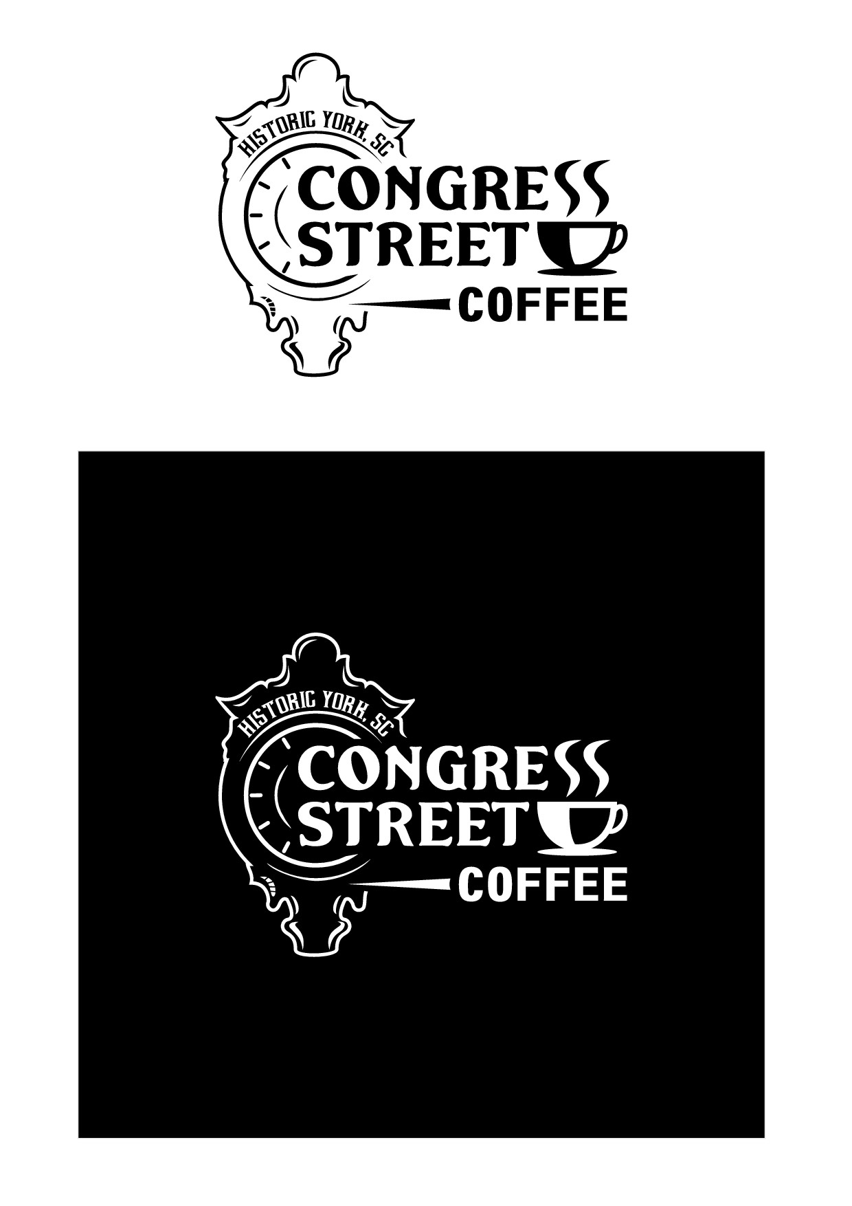 Creative coffee & community convergence for a specialty coffee shop in historic downtown York