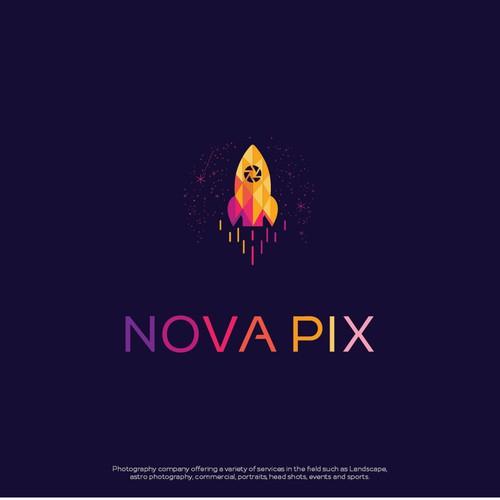 Nova pix Logo