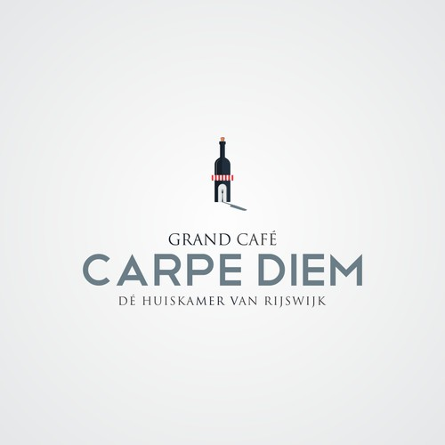 Carpe Diem Logo Design