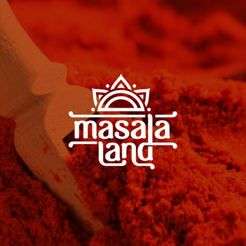 Design a colourful and hipster yet simple logo for an Indian inspired Canadian food truck
