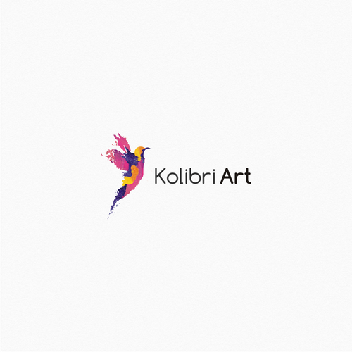 kolibri art