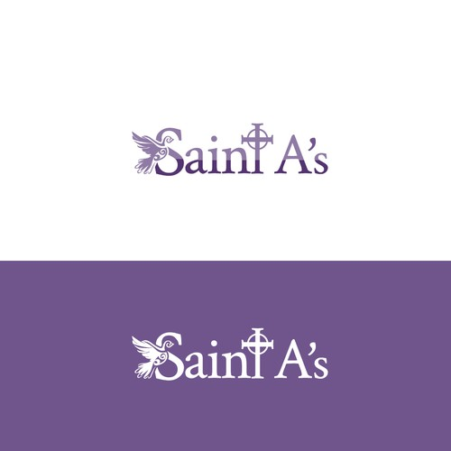 Logo Concept Design for Saint A's