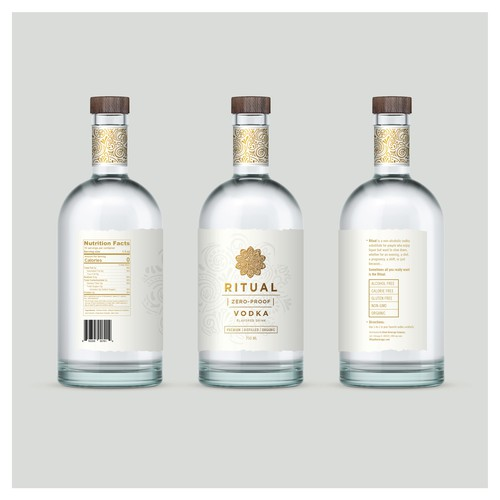 Non alcoholic Vodak