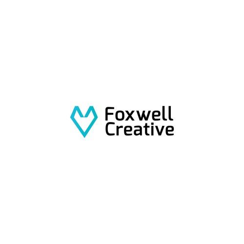 creative logo for a web development company
