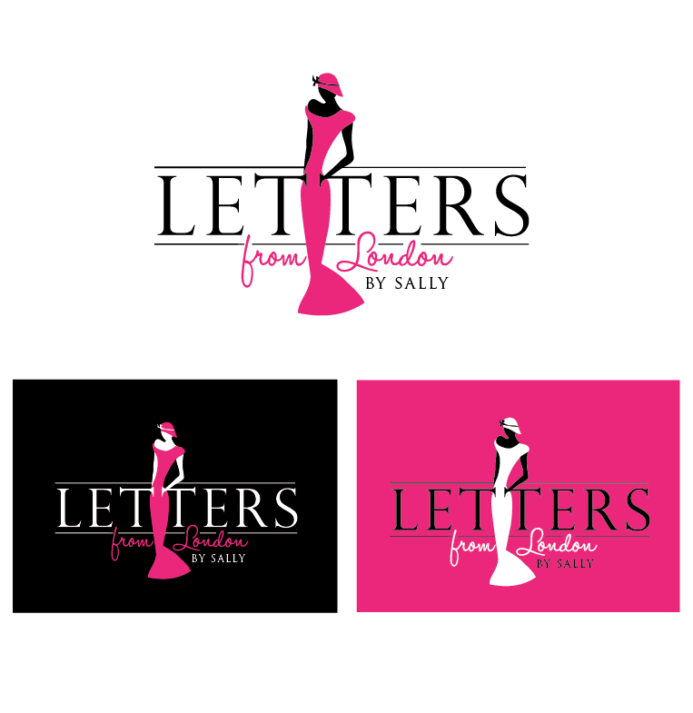 Help Letters from London by Sally with a new logo