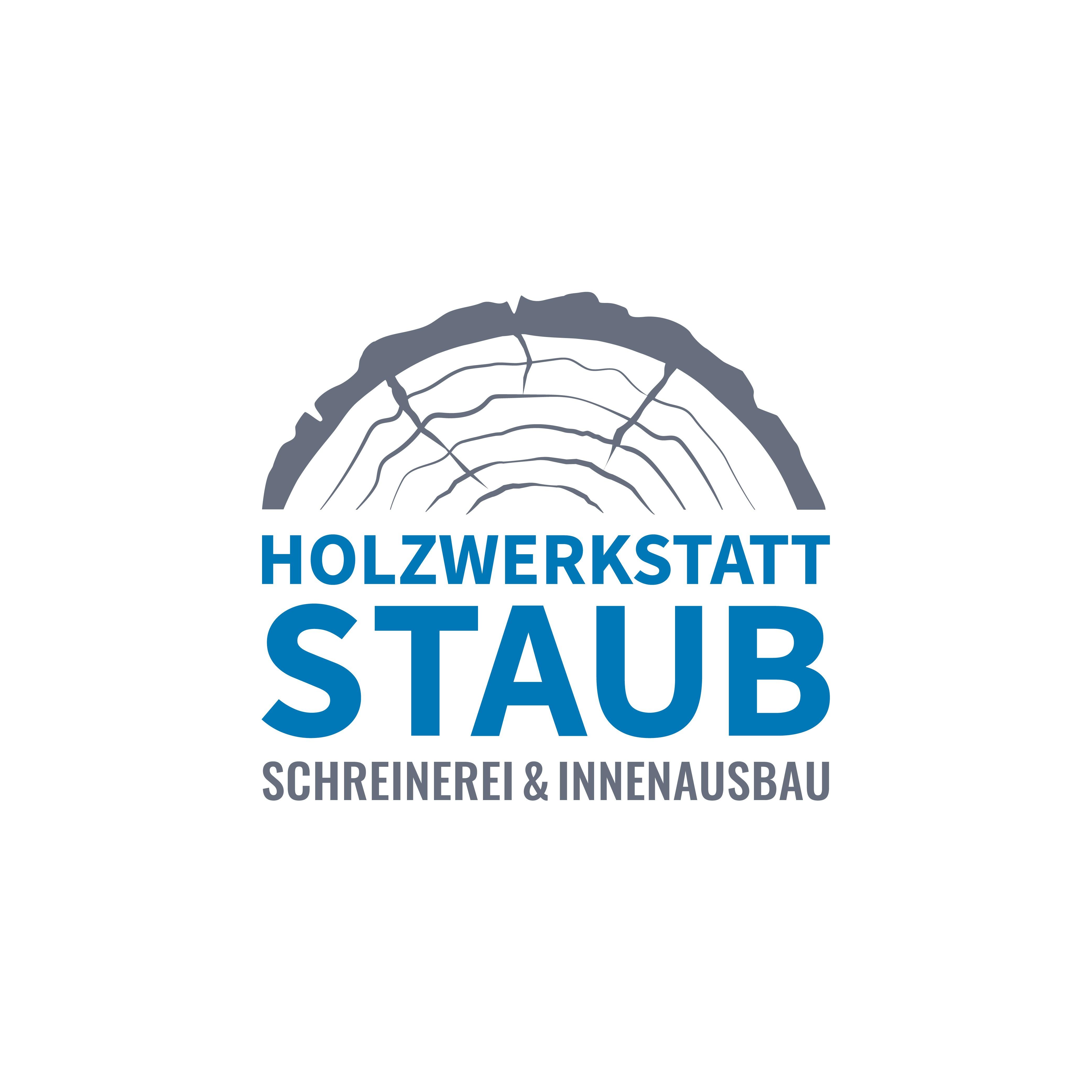 atraktives Firmenlogo für qualitative Schreiner- und Holzarbeiten