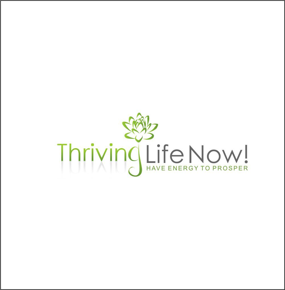 Help Thriving Life...Now! with a new logo