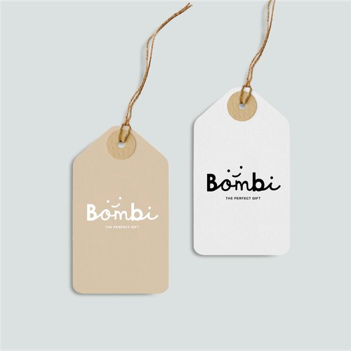 Cute Smiley Logo Bombi