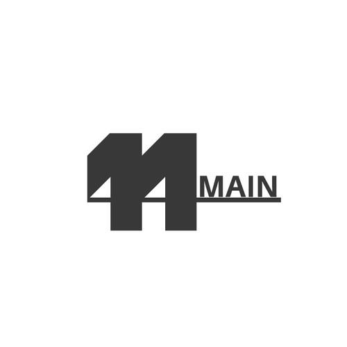Logo Concept for 44Main