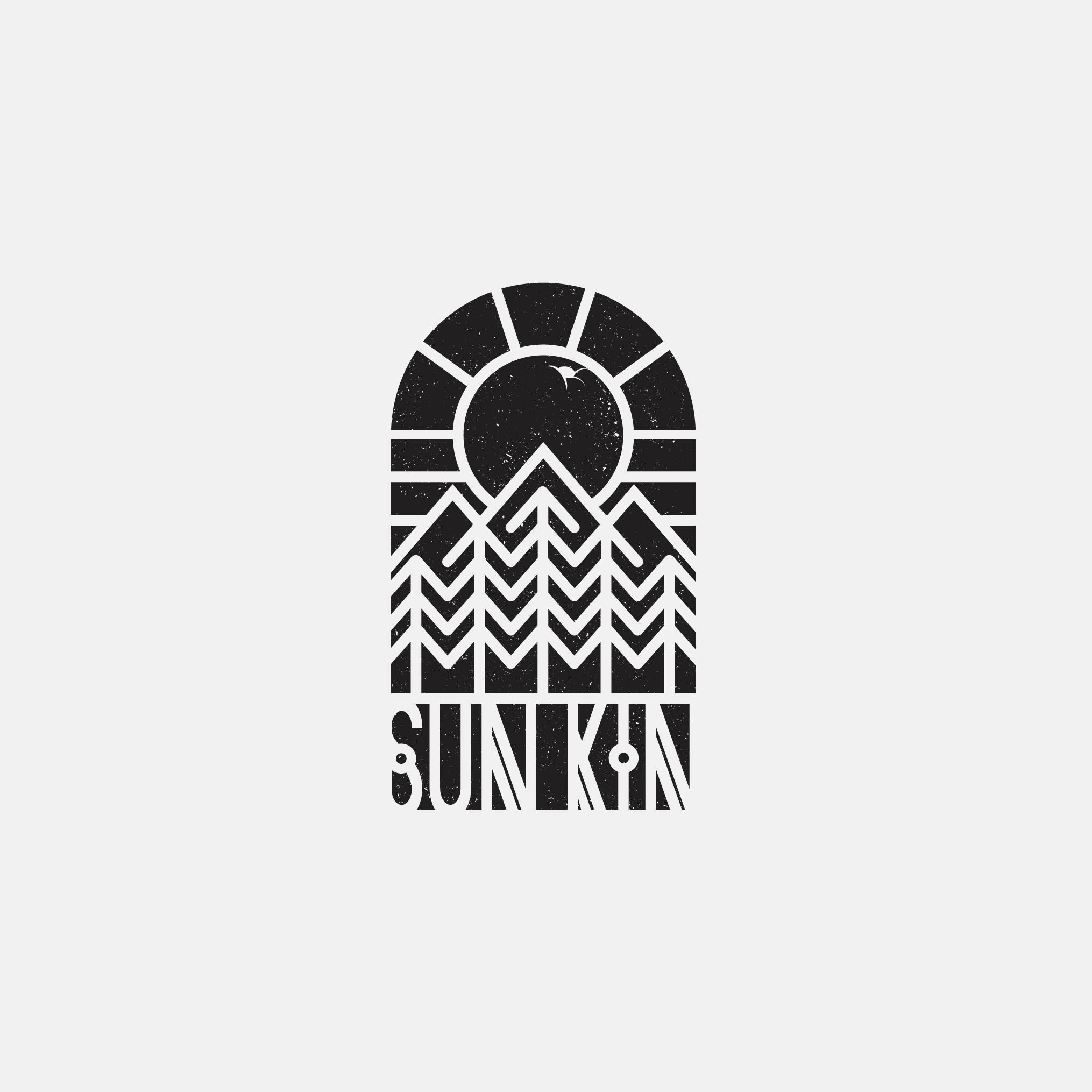 Modern, Organic, Lush Logo for Psych Folk/Rock Band from Bay Area