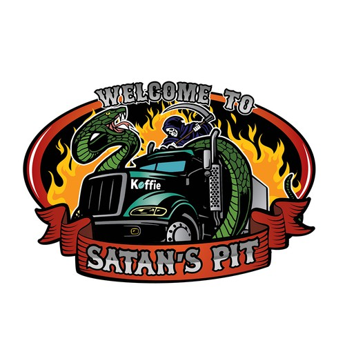 Satan's Pit illustration