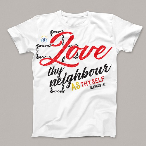 Love thy neighbour as thyself
