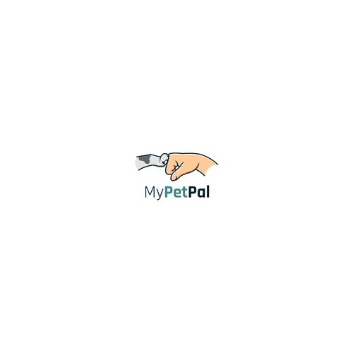 Logo for My Pet Pal App