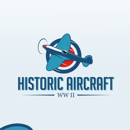 UK Based Classic Aircraft Restoration Company Needs Graphic Logo