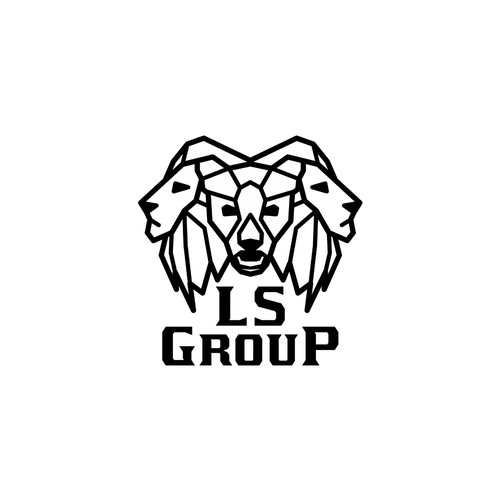 Design a Lion Themed Logo and Business Card - LS Group