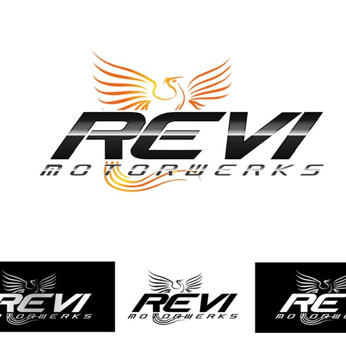 Help REVi MotorWerks zoom past their competitors by creating their new Logo!