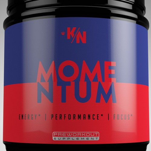 Momentum pre-workout