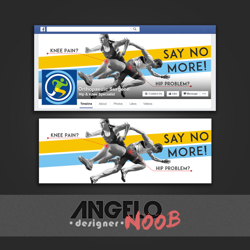 Facebook cover for Orthopaedic Surgeon