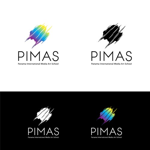 logo concept for PIMAS