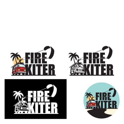 Logo Design for FIREKITER