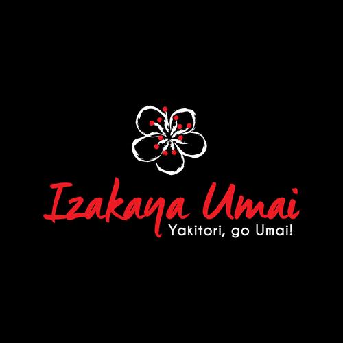 Japanese Izakaya Style Restaurant Logo