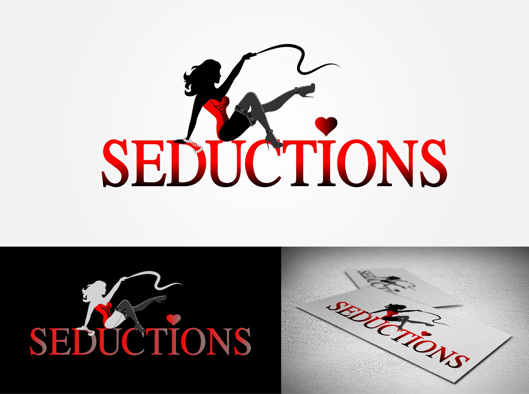 New logo wanted for Seductions