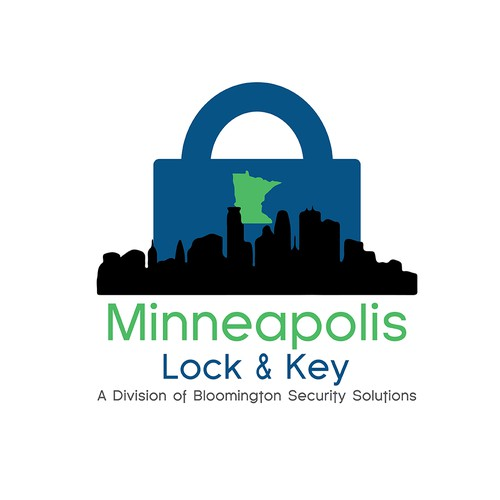 Logo Concept for Minneapolis Storage Company