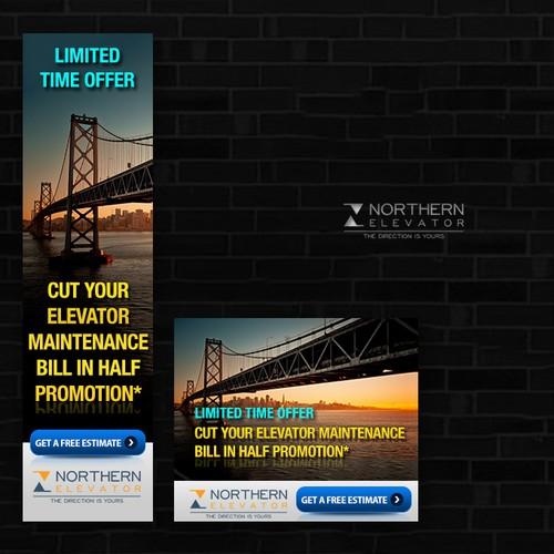 Elevator Maintenance Advertisement Promotion