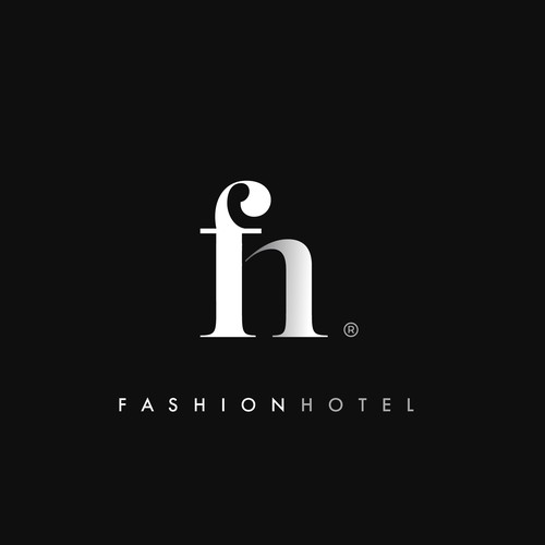 Elegant, simple and catchy logo for Fashion Hotel.