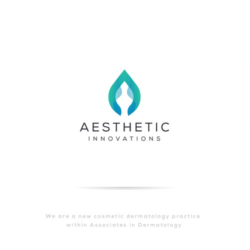 Logo Concept for AESTHETIC INNOVATIONS