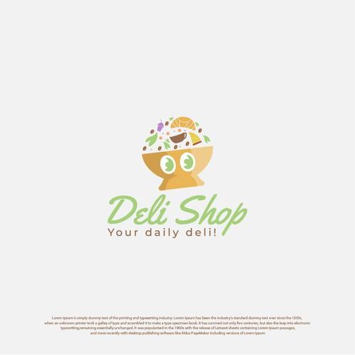 Deli Shop logo