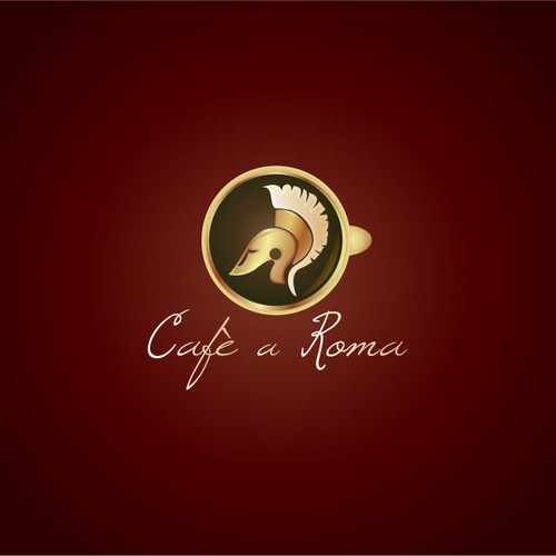 New logo wanted for Cafè A Roma