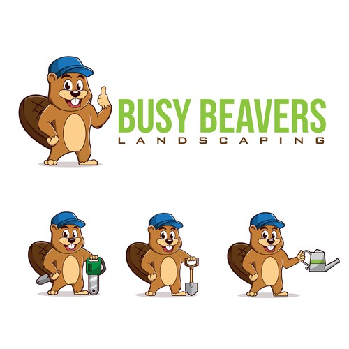 Busy Beaver Landscaping