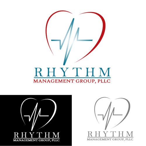 Rhythm Management Group, PLLC needs a new logo
