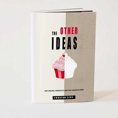 2-sided book cover