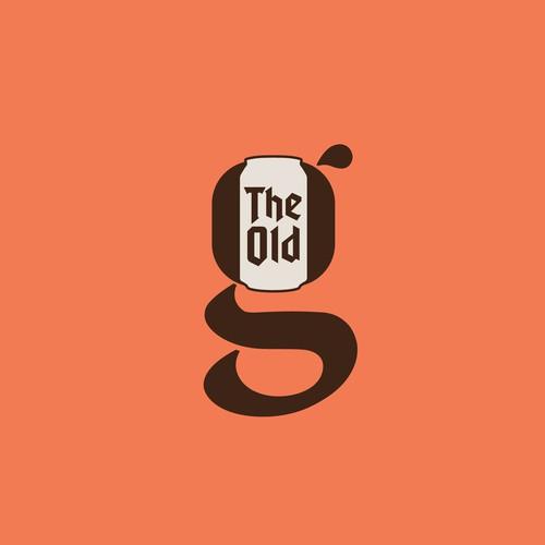 Fun design for a liquor brand