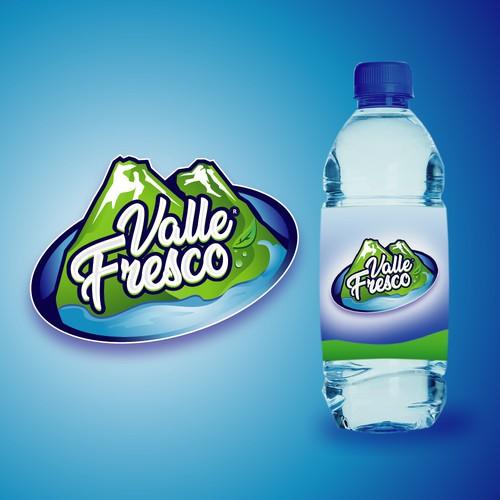 Valle Fresco Logo - Mineral Water