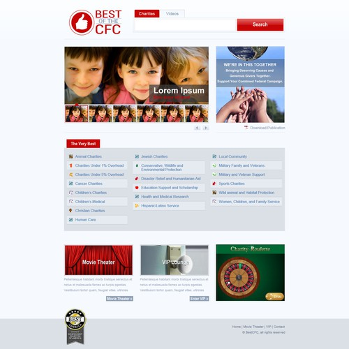 Web Design - Best of the CFC